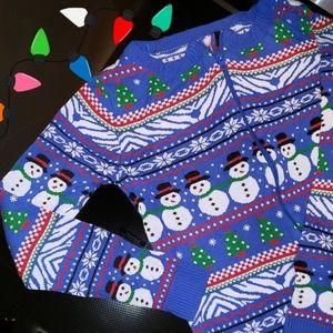 Love by Design Snowman Onsie